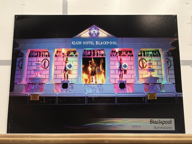 Elgin Tableau, new Illuminations for 2017