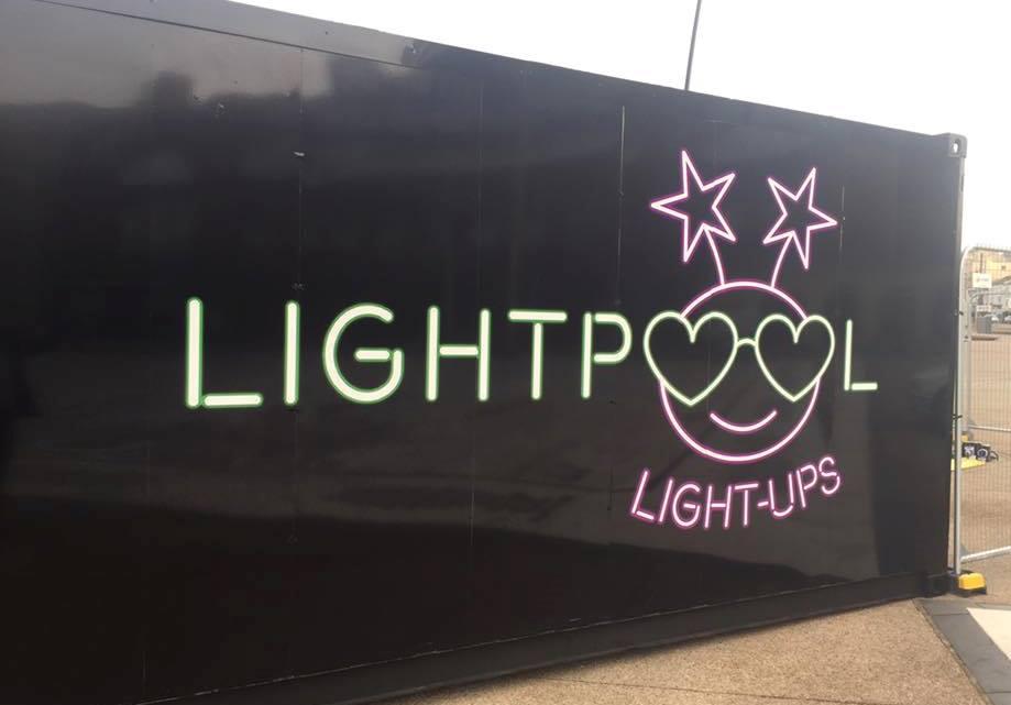 LightPool Light-ups