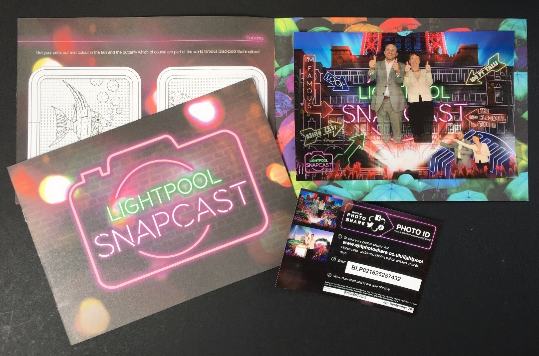 LightPool Snapcast souvenir photo
