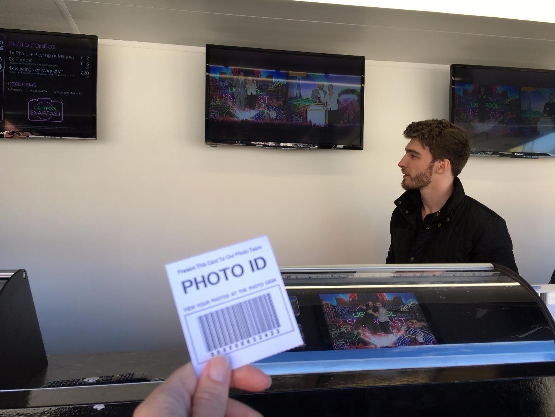 LightPool Snapcast ticket