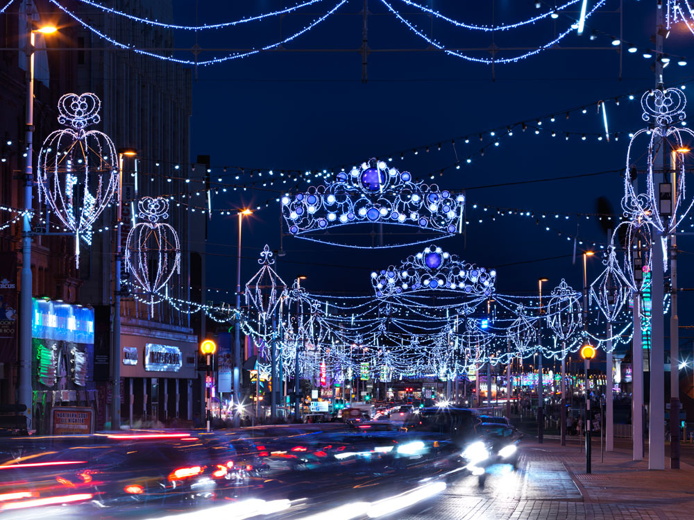 Chandalier Causeway, Blackpool Illuminations