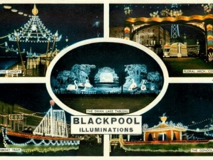 History of Blackpool Illuminations