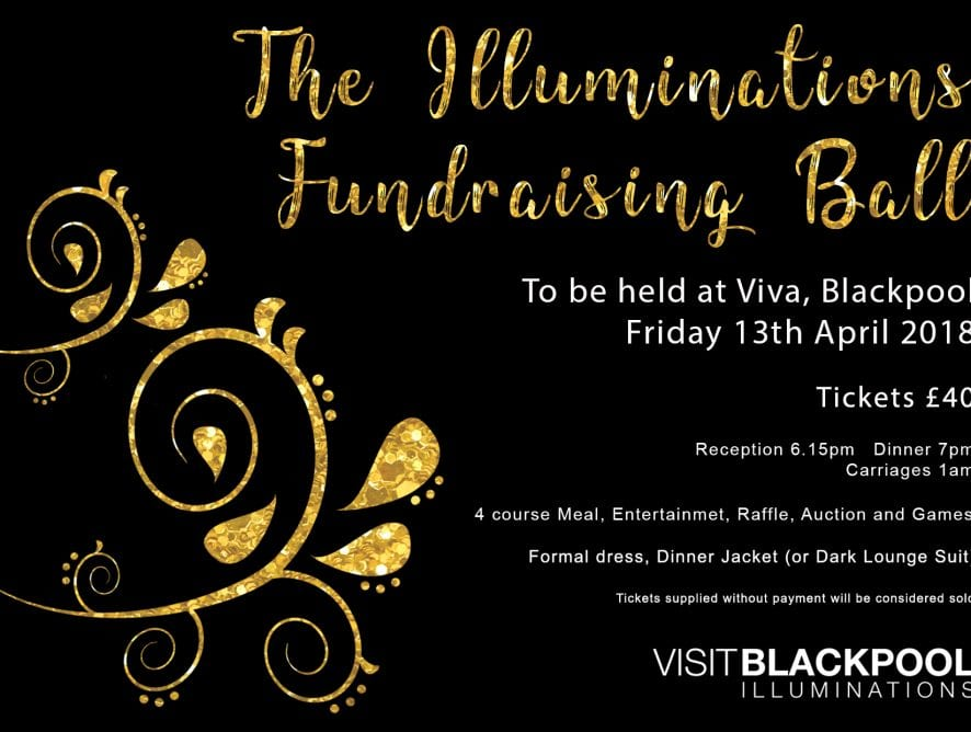 Annual Blackpool Illuminations Fundraising Ball