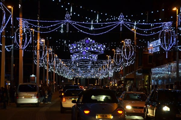 A Quick Visitors Guide to Blackpool Illuminations