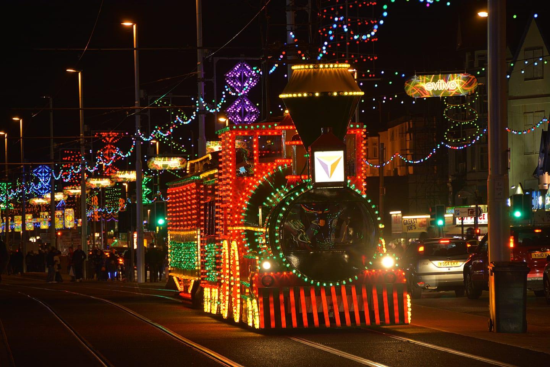Carnival Of Lights 2018 Amp Illuminated Tram Parade The