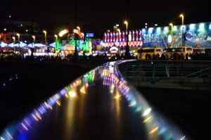 The Blackpool Illuminations