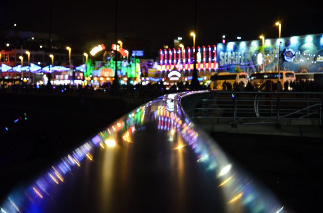 Blackpool Illuminations today - tomorrows history of the Blackpool Illuminations