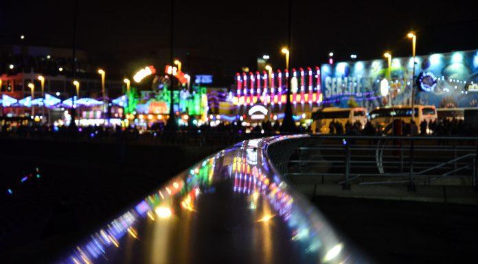 Blackpool Illuminations today - tomorrows history of the Blackpool Illuminations