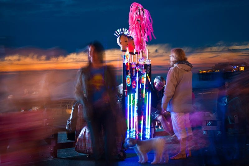 Blackpool Illuminations light-up merchandise