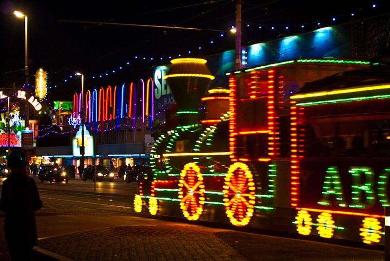 Western Train Tram