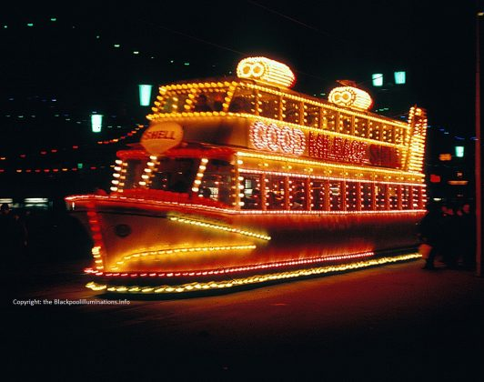 Hovertram - Old Blackpool Illuminations photos