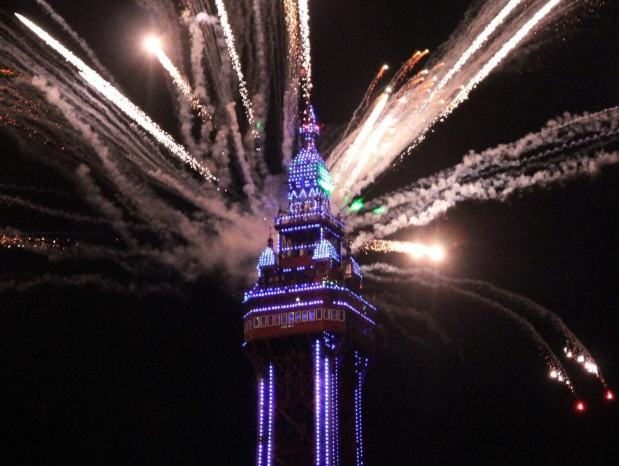 One of your 2017 Blackpool Illuminations photos, taken by Kate Yates