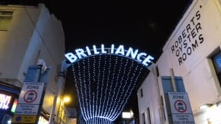 Brilliance at Birley Street - by LM Delacy
