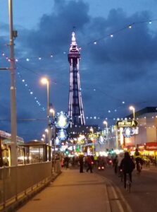 One of your 2017 Blackpool Illuminations photos, taken by Mary Jane Lennox