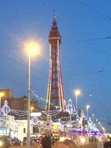 One of your 2017 Blackpool Illuminations photos, taken by Sara Goodwin
