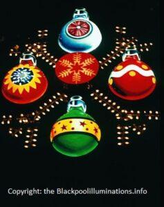 Vintage Blackpool Illuminations