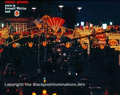 Old Blackpool Illuminations photos
