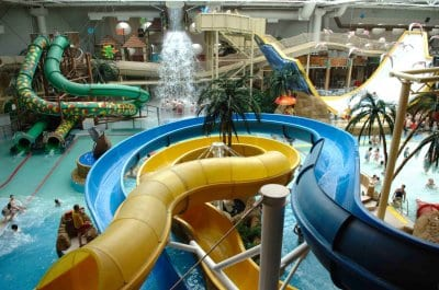 Get 10% off at Sandcastle Waterpark