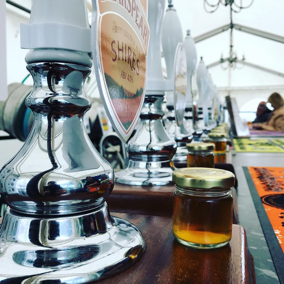 Beer Festival at the Venue Cleveleys