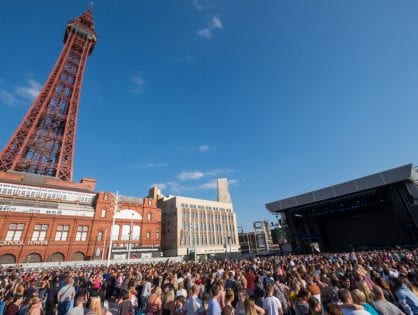 Blackpool Illuminations Switch On 2019