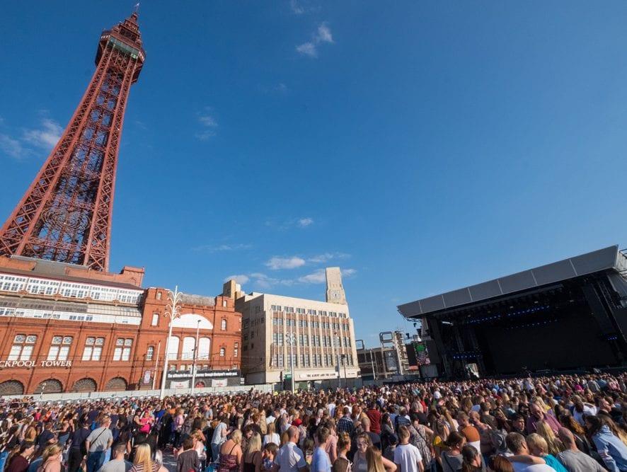 Blackpool Illuminations Switch On 2019