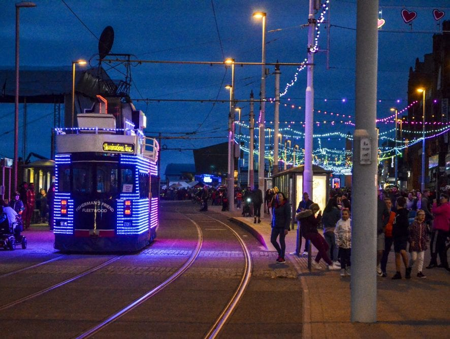 Have a look through our gallery of Blackpool Illuminations photos