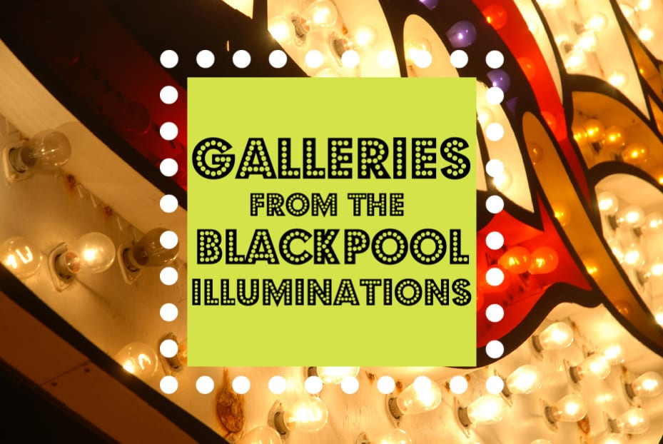 Blackpool Illuminations Photo Gallery