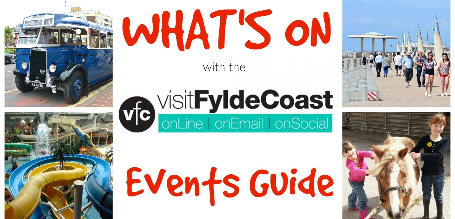 What's On with the Visit Fylde Coast events guide